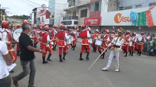 BAMADRE - Banda Musical de Madre de Deus CAMPEÃ EM CANDEIAS-BA. 16/08/15