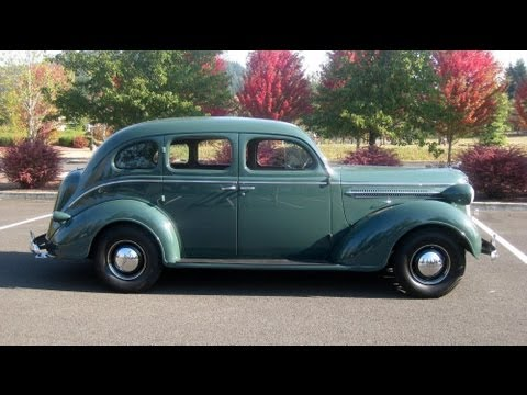 1937 Dodge 4 door Sedan - $29,450 - YouTube