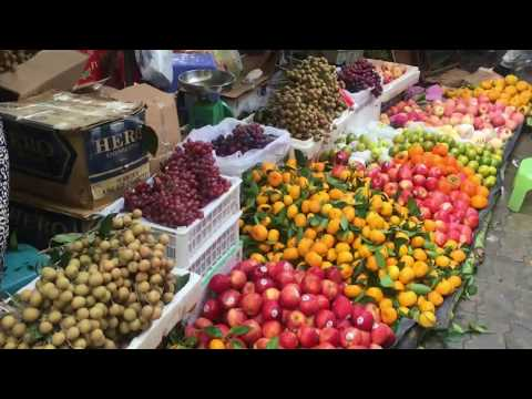 Tour Around Phnom Penh Market - Amazing Foods Selling In The City - Cambodia (country)