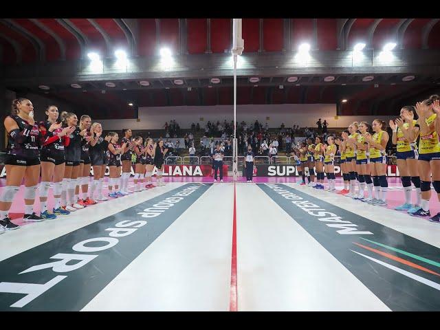 Conegliano - Busto Arsizio | Highlights | Finale Supercoppa 2020 | Lega Volley Femminile 2020/21