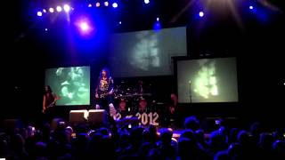W.A.S.P. - The Headless Children, live @ 013 02.11.2012