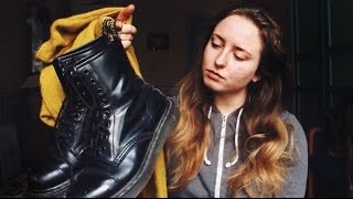 GIFTED & THRIFTED Leather, Wool, Angora,.. What Should Vegans Do?