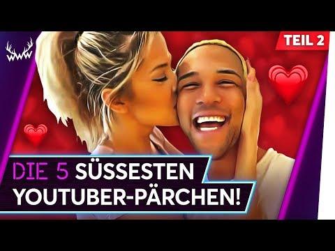 Die 5 SÜSSESTEN YouTuber-Pärchen! – Teil 2 | TOP 5