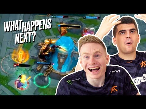 Broxah & Bwipo try to predict YOUR plays! - What Happens Next?!
