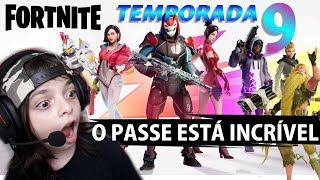 FORTNITE SEASON 9-Battle Pass