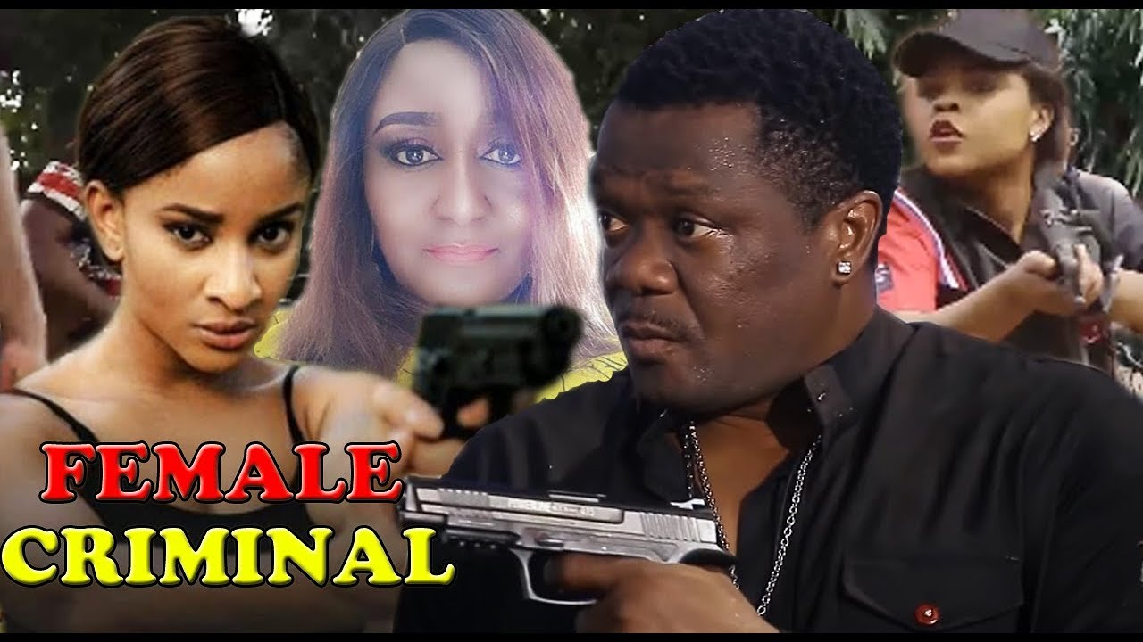 Download Female Criminal Season 3&4 - |New Movie| Kevin Ikeduba| 2019 Latest Nigerian Nollywood Movie