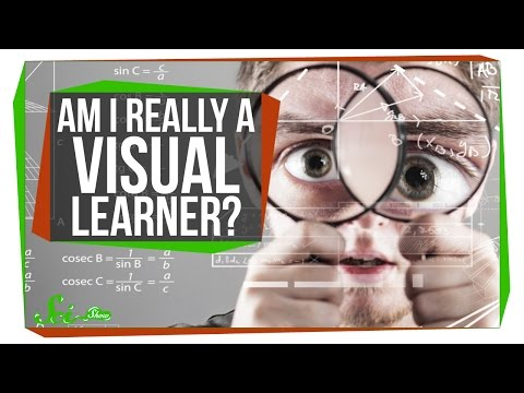 Video image: Am I Really A Visual Learner?