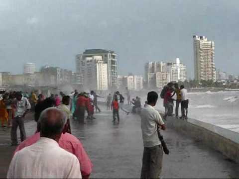 Mumbai's Worli Sea Face