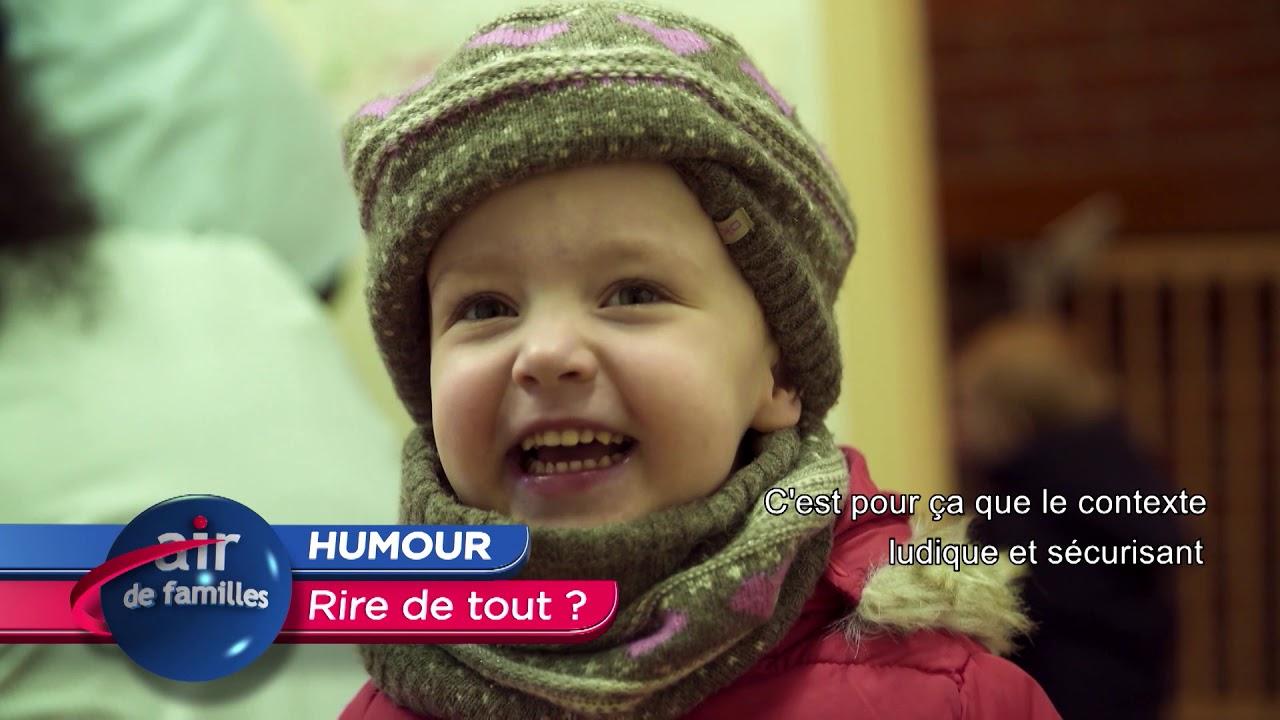 Air de familles - HUMOUR, rire de tout ?