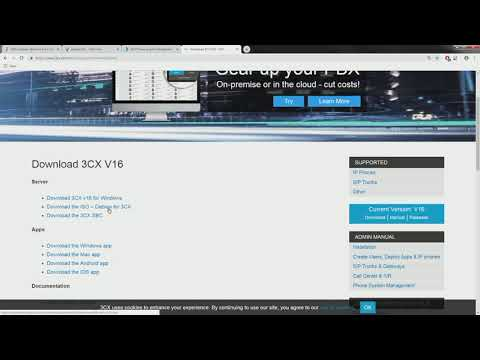 How to Setup 3cx on the Vultr Platform - YouTube