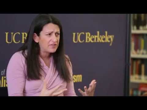 """Covering Israel: A Reporter's Notebook"" with Janine Zacharia at UC Berkeley"