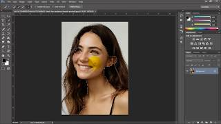 Download Photoshop toturial - Change Hair color
