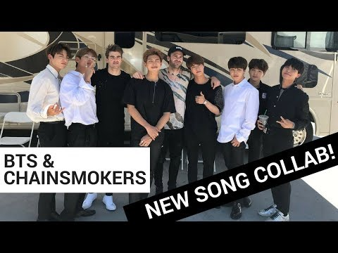 BTS & The Chainsmokers New Song ALERT! - 'Best of Me' | Hollywire