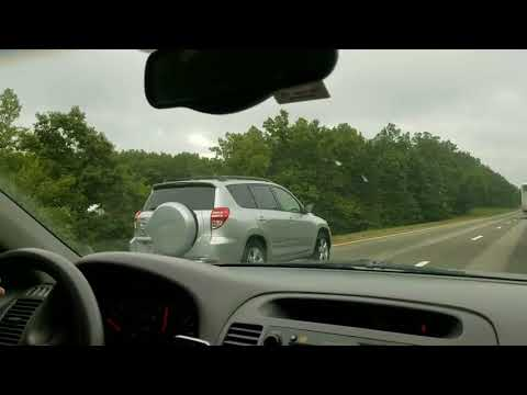Tennessee traffic jam 9/2/17