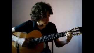 "Acoustic cover of ""Karen Mellow"" (Michael Landau)"