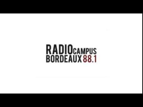 Générations4L à Radio Campus Bordeaux - Podcast janvier 2015