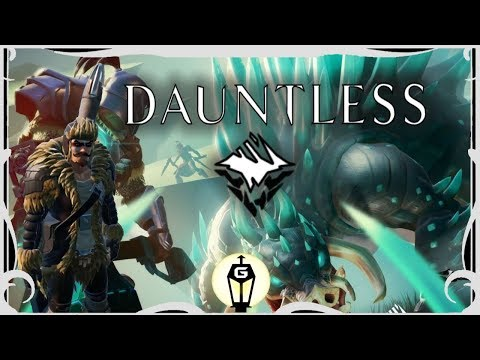 Into the Unknown Reaches | Let's Play Dauntless Beta Gameplay