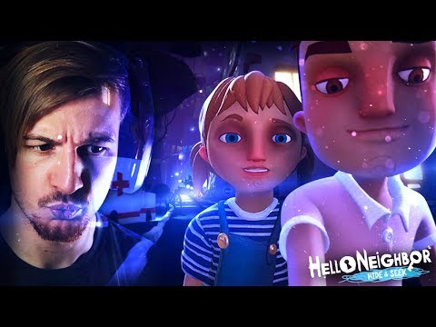SOMETHING WENT VERY WRONG. || Hello Neighbor: Hide and Seek (CHAPTER 2) Full Release |