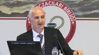 İEO Başkanı Ecz. Cenap Sarıalioğlu'nun 41. Dönem 3. Bölgelerarası Toplantı Konuşması
