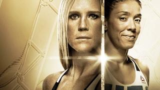 En route vers l'UFC 208 : Holm vs de Randamie