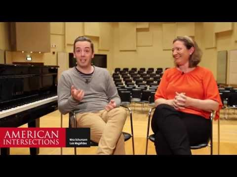 AMERICAN INTERSECTIONS: Nina Schumann & Luis Magalhães (piano Duo)