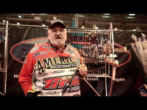 Texas Fishing Tips at the 2012 Houston Boat Show Part 1
