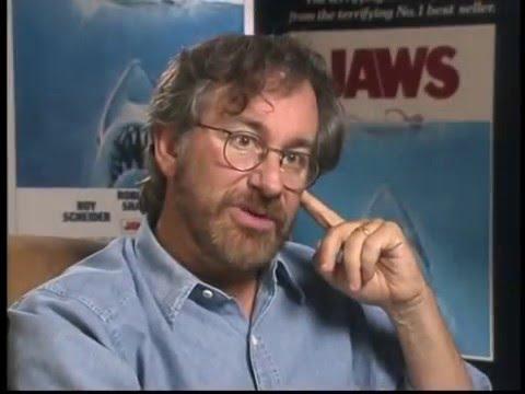 Jaws   with Steven Spielberg  Universal Studios
