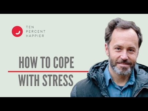 How To Cope With Stress — Jeff Warren