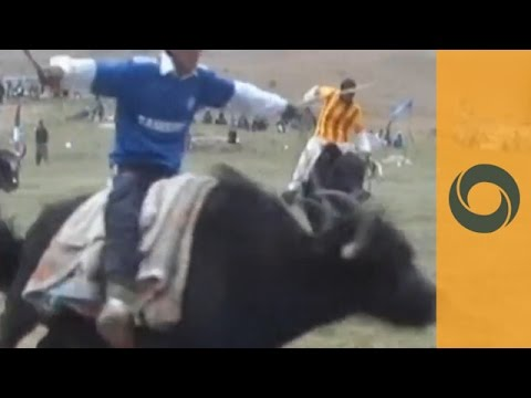 Yak Polo at Broghil Festival in Pakistan