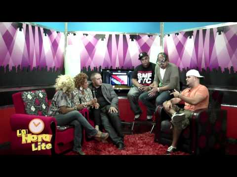 LaHora Lite TV Show -Semana # 9 Jun 23, 2012 (ThatsDominican)