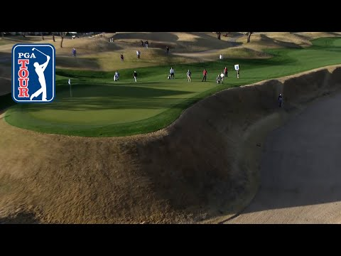 19-foot MONSTER bunker at PGA West brings highs and lows