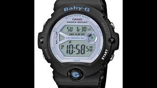 Огляд і налаштування годинника Casio Baby-g BG-6903-1ER [3408]