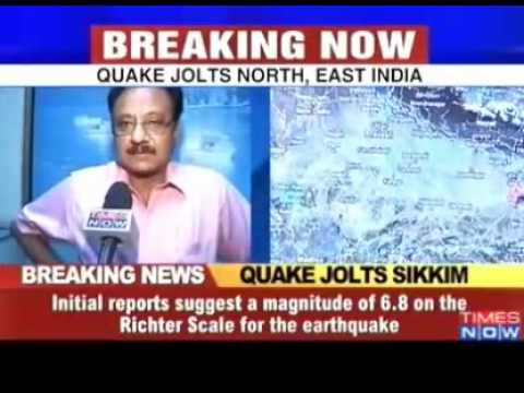 essay on 18th sep sikkim earthquake The 2011 sikkim earthquake occurred with a moment magnitude of 69 and was  centered within the kanchenjunga conservation area, near the border of nepal  and the indian state of sikkim, at 18:10 ist on sunday, 18 september.