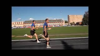 Упражнение 40/41. Бег на 60/100м (НФП-2009)