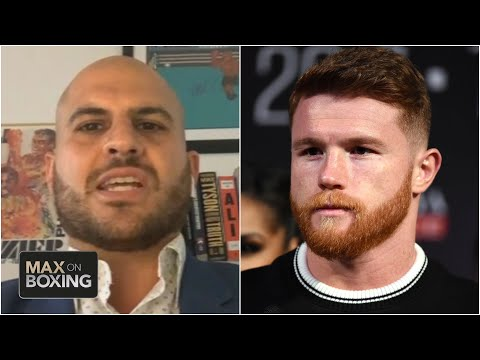 Where Canelo Alvarez's lawsuit stands with Golden Boy Promotions   Max on Boxing