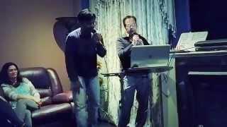 Yeh Dosti - Mahesh & Gogi (karaoke cover)