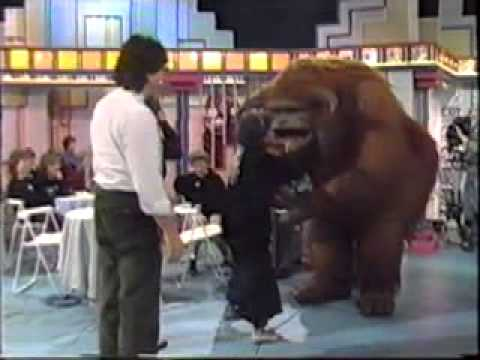 Jennifer Connelly and Ludo on Saturday Superstore - YouTube Labyrinth 1986 Ludo