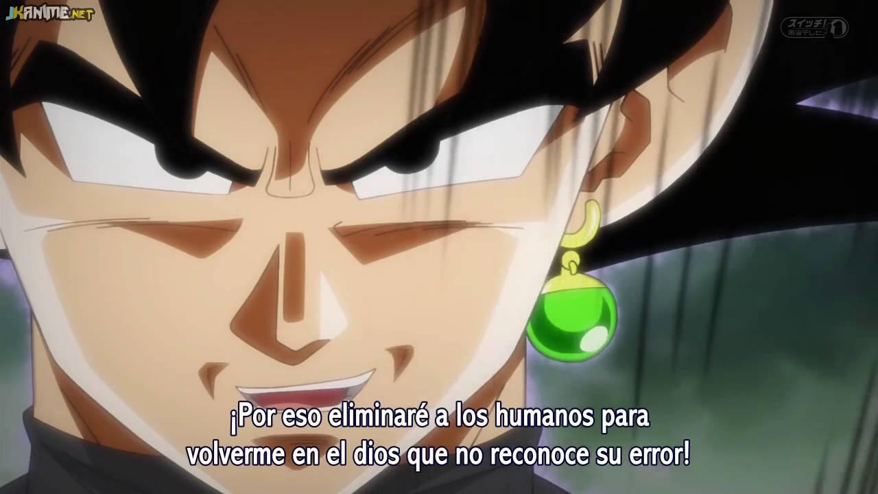 Black Goku Motivacion