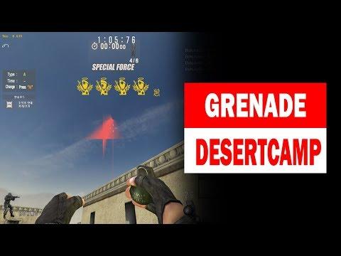 🎮 「BoNJoWw」 มุมปาระเบิด Red Team DesertCamp