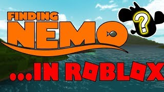 Trovare Nemo in Roblox (mi doveva dei soldi)