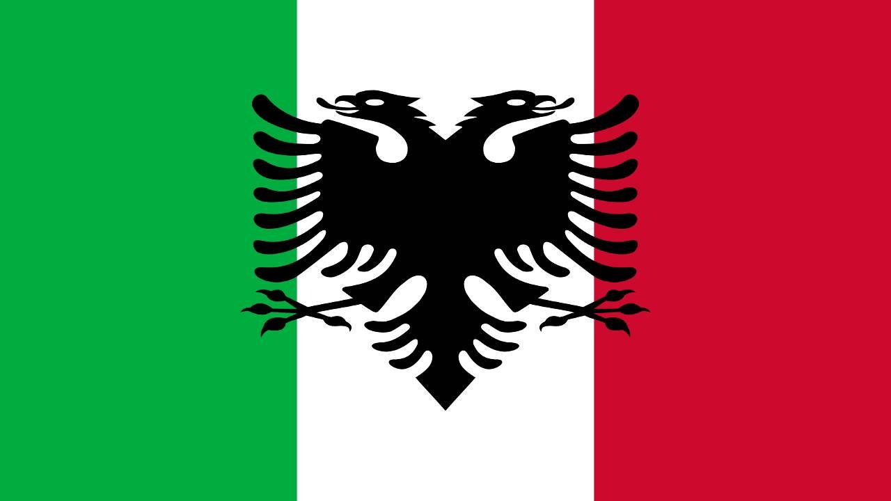 bandera arbereshe