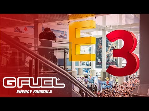 E3 2017 G FUEL Experience