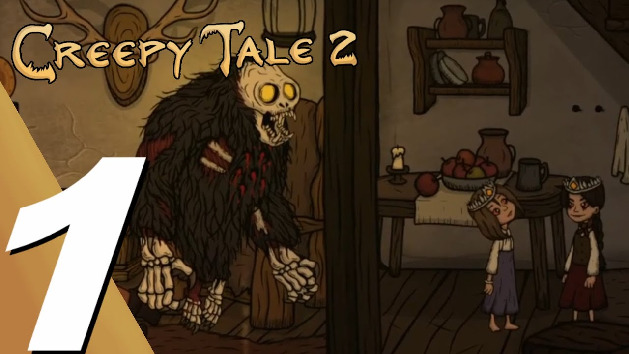 Download Creepy Tale 2 | Chapter 1 - Full Game Gameplay Walkthrough (No Commentary)