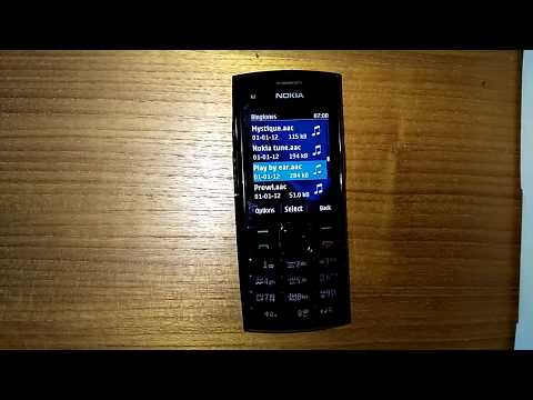 Nokia X2-02 Ringtones (Original)