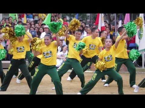 HNU CBA Amazing Pom Pom Dance