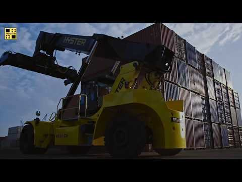 Hyster Inland Ports & Terminals Video 3