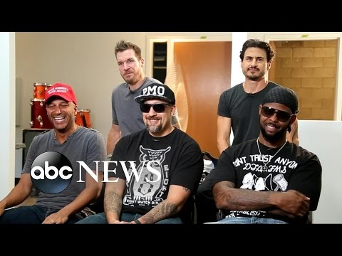 Prophets of Rage Take on Racial Justice, Politics at the Republican Convention