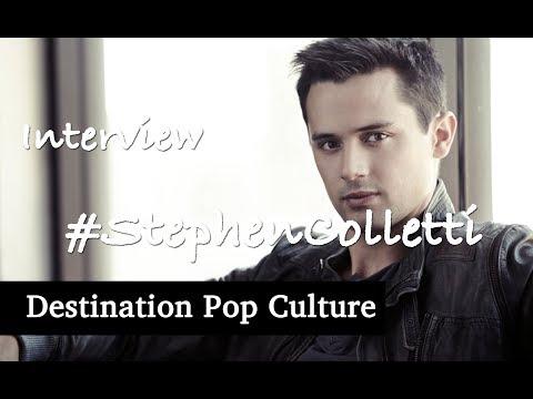 Destination Pop Culture :  Avec Stephen Colletti