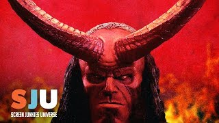 New Hellboy Trailer! - SJU (FAN FRIDAY)