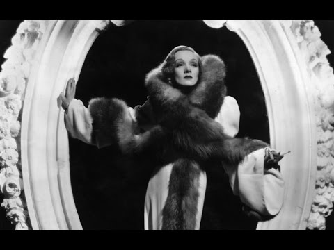 Marlene Dietrich: A Lesson in Grand Style